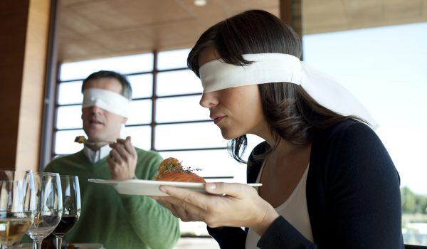 Experiencia Torres. Blind Dinner