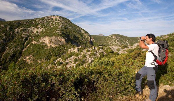 España. Andalucia. Cádiz. Ruta de Los Pueblos Blancos. Sierra de Grazalema. Descenso a la Garganta Verde
